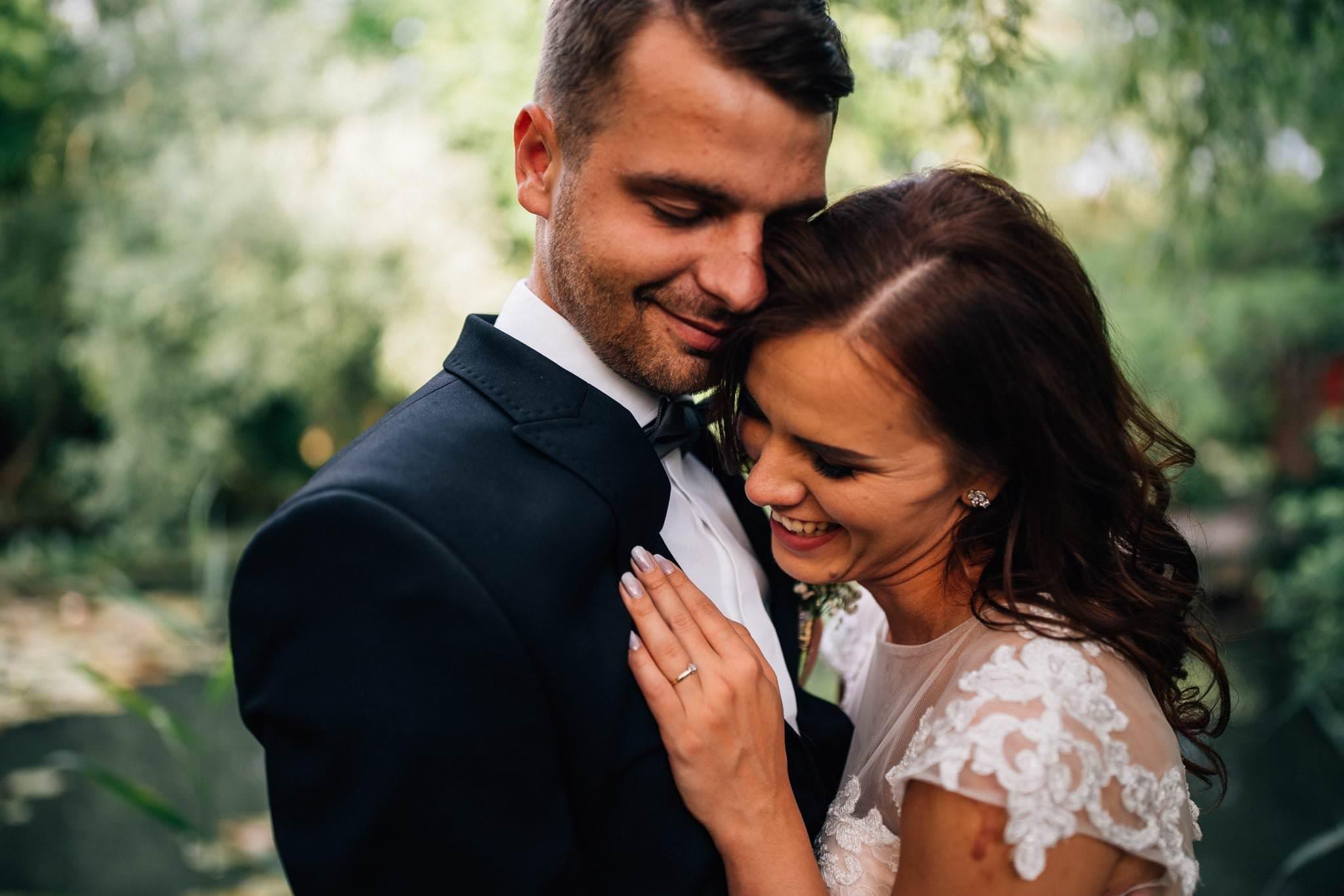 Love Needs plener w dniu ślubu