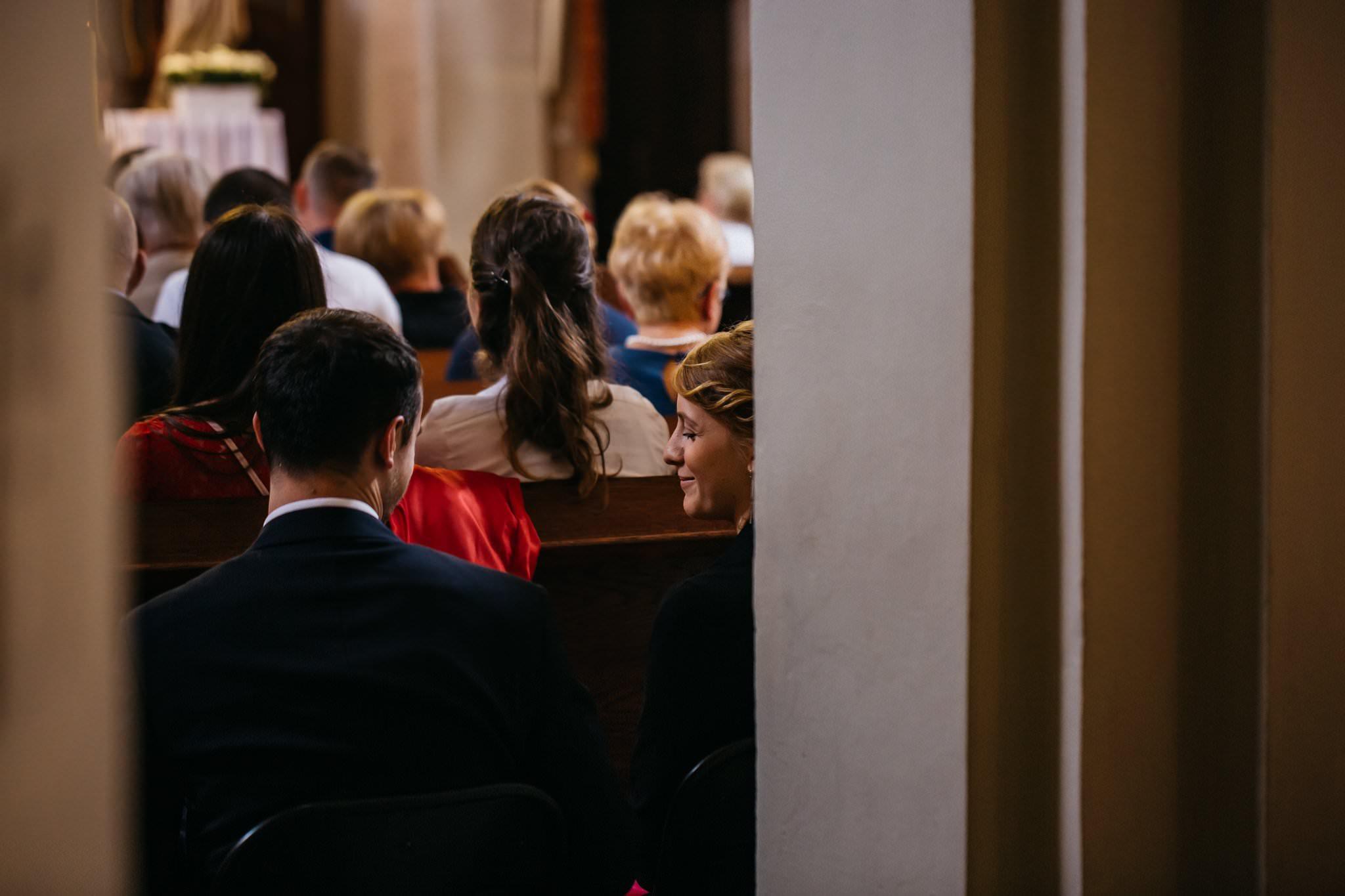 Ślub w Kościele Owińska