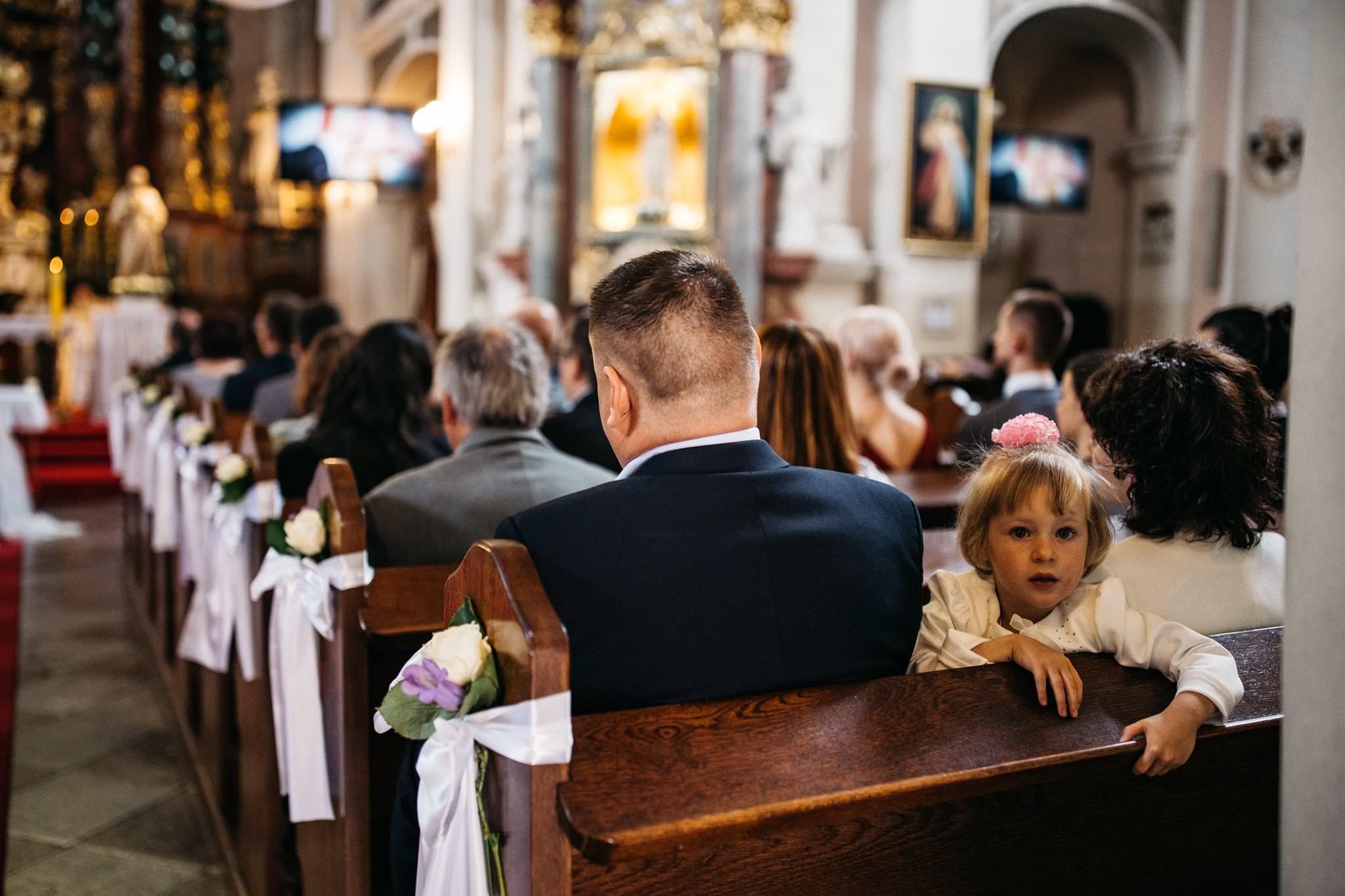 Reportaż ceremonia ślubna