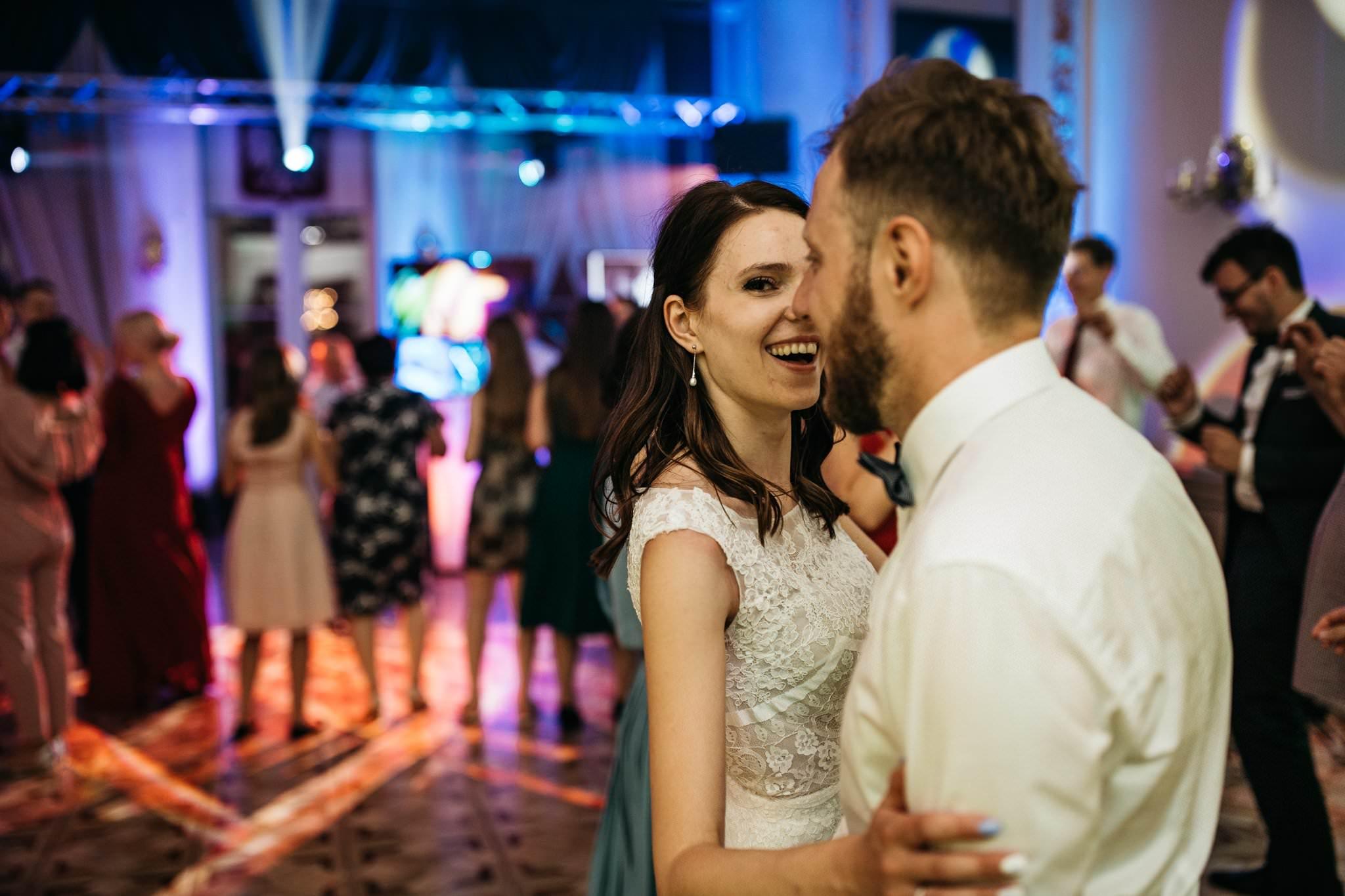 Para młoda wesele pałac Biedrusko Love Needs