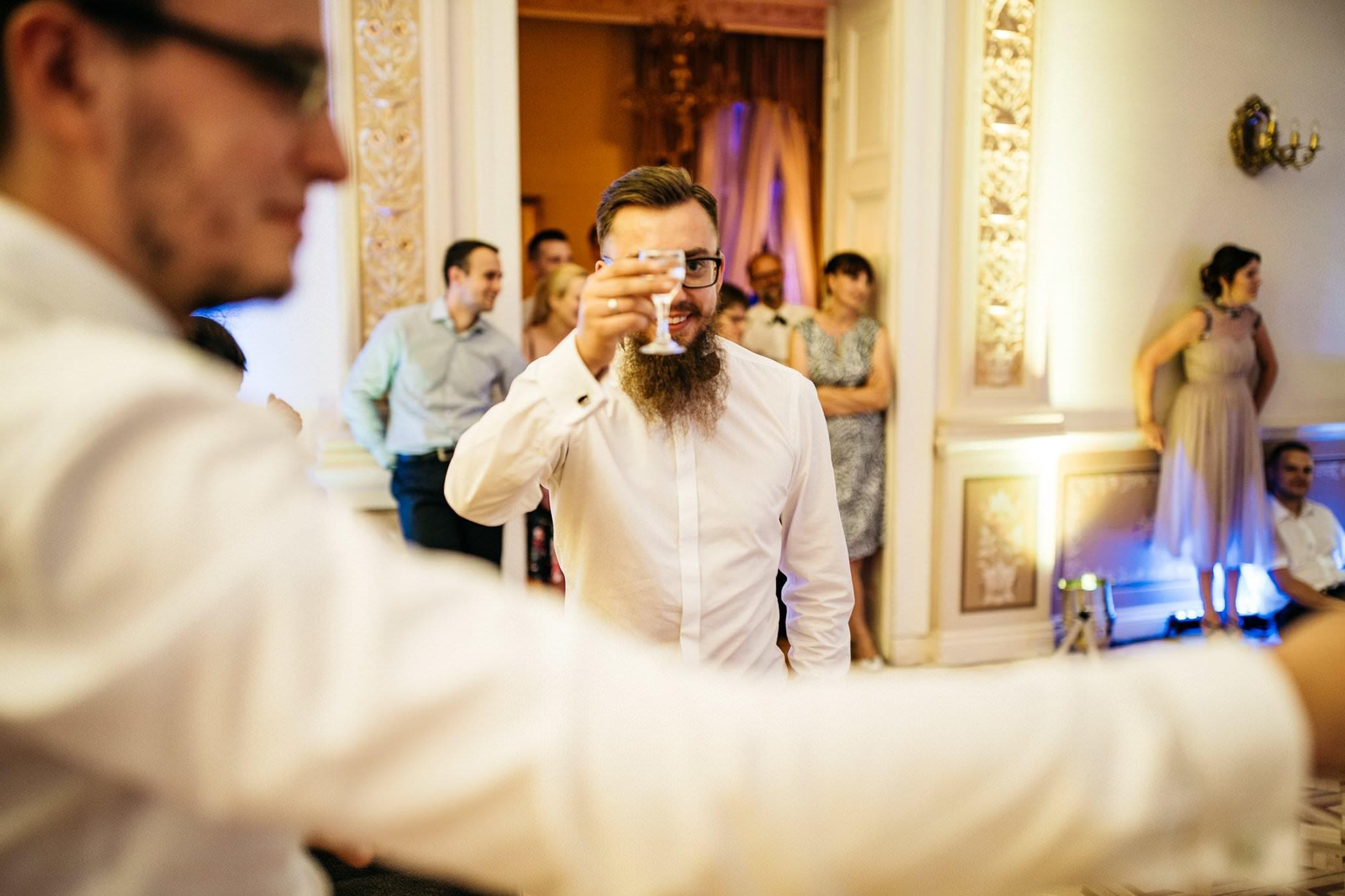 Pałac Biedrusko Love Needs Reportaż ślubny