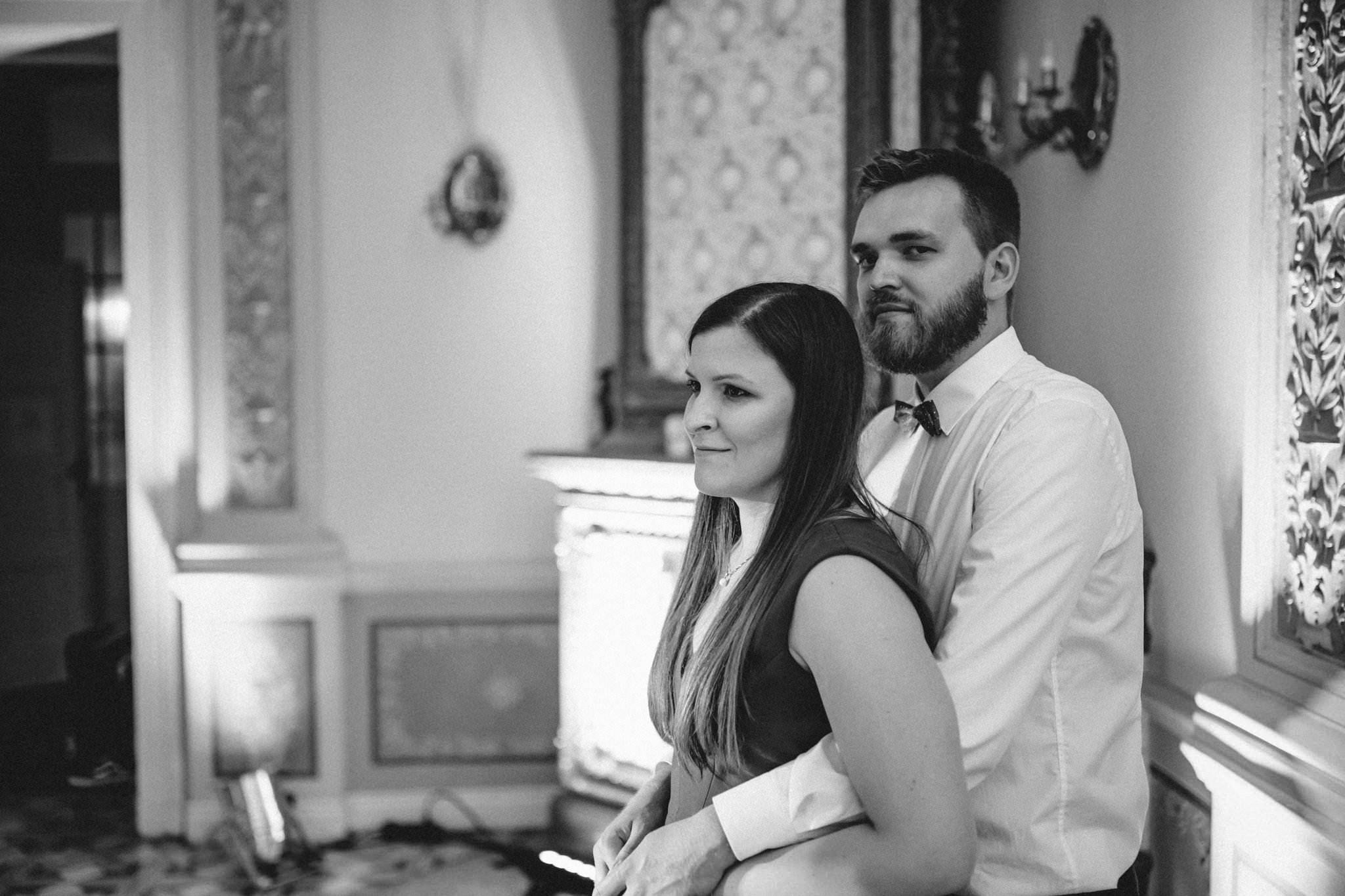 Zabawa weselna w pałacu Biedrusko reportaż ślubny