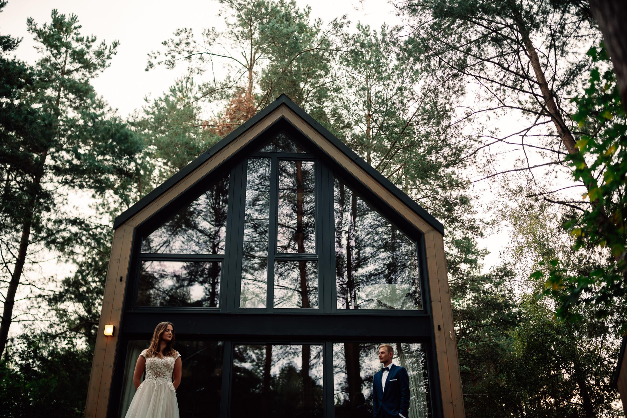 Sesja ślubna Dom Nad Łąkami