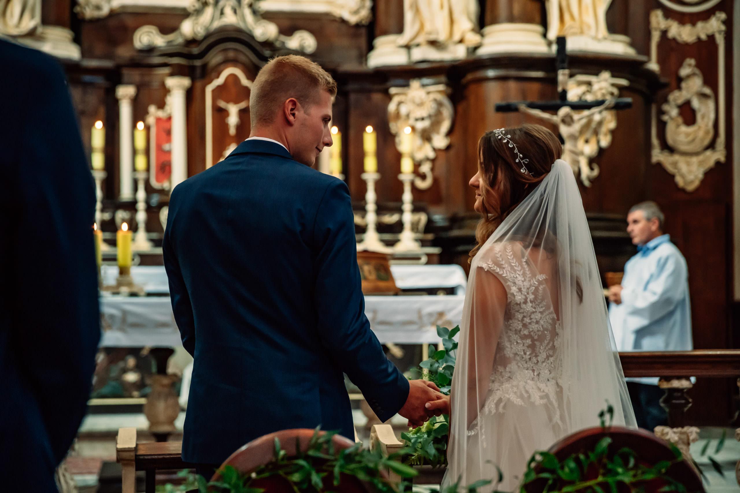 Ceremonia ślubna fotograf Poznań