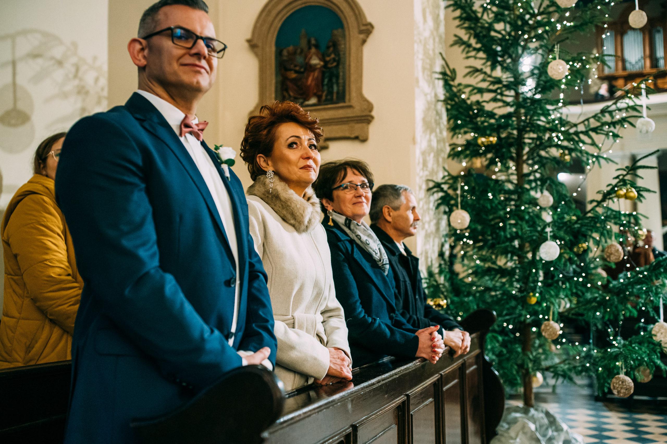Ceremonia Kościelna w Miłosławiu