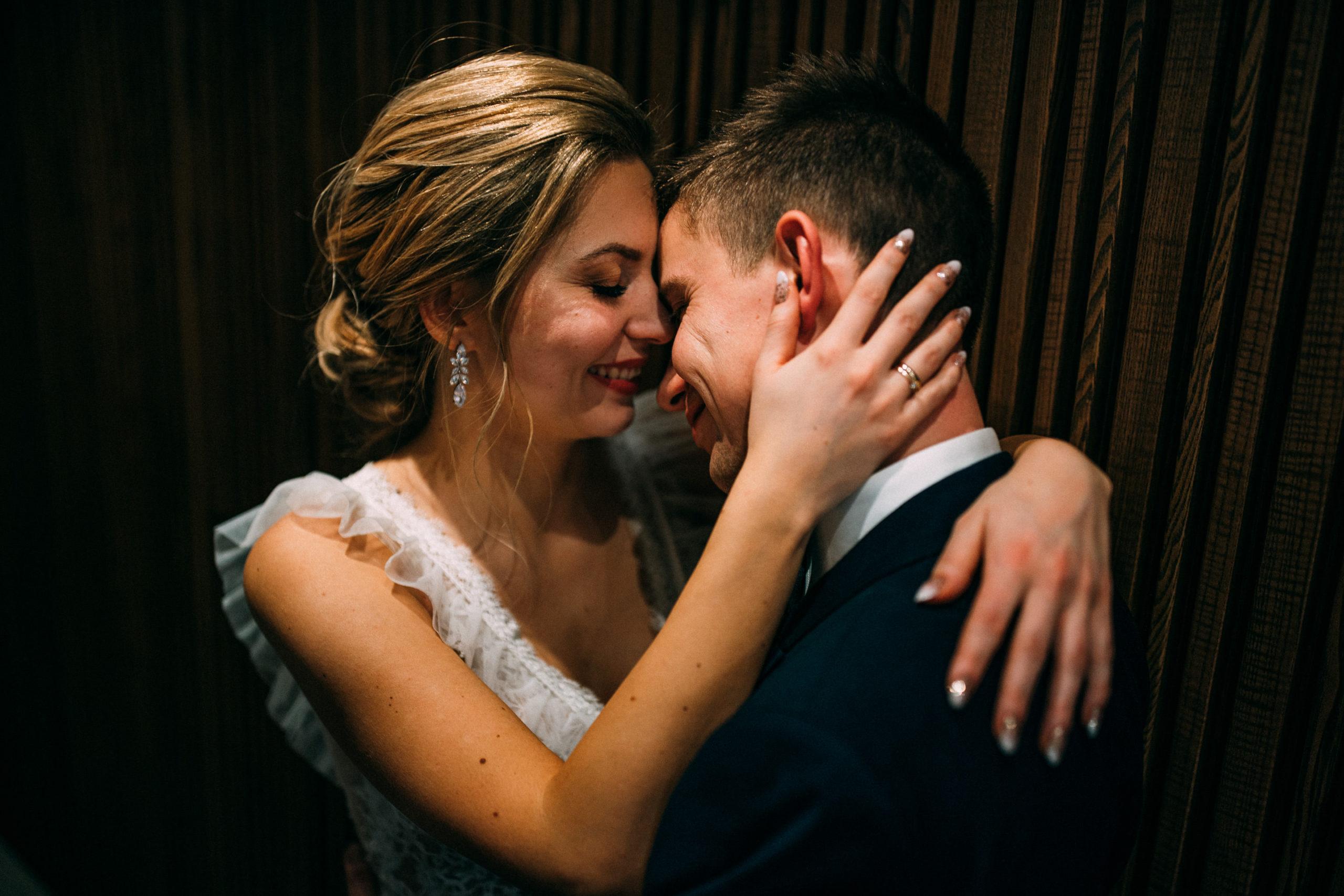 Sesja w dniu ślubu Bagatelka