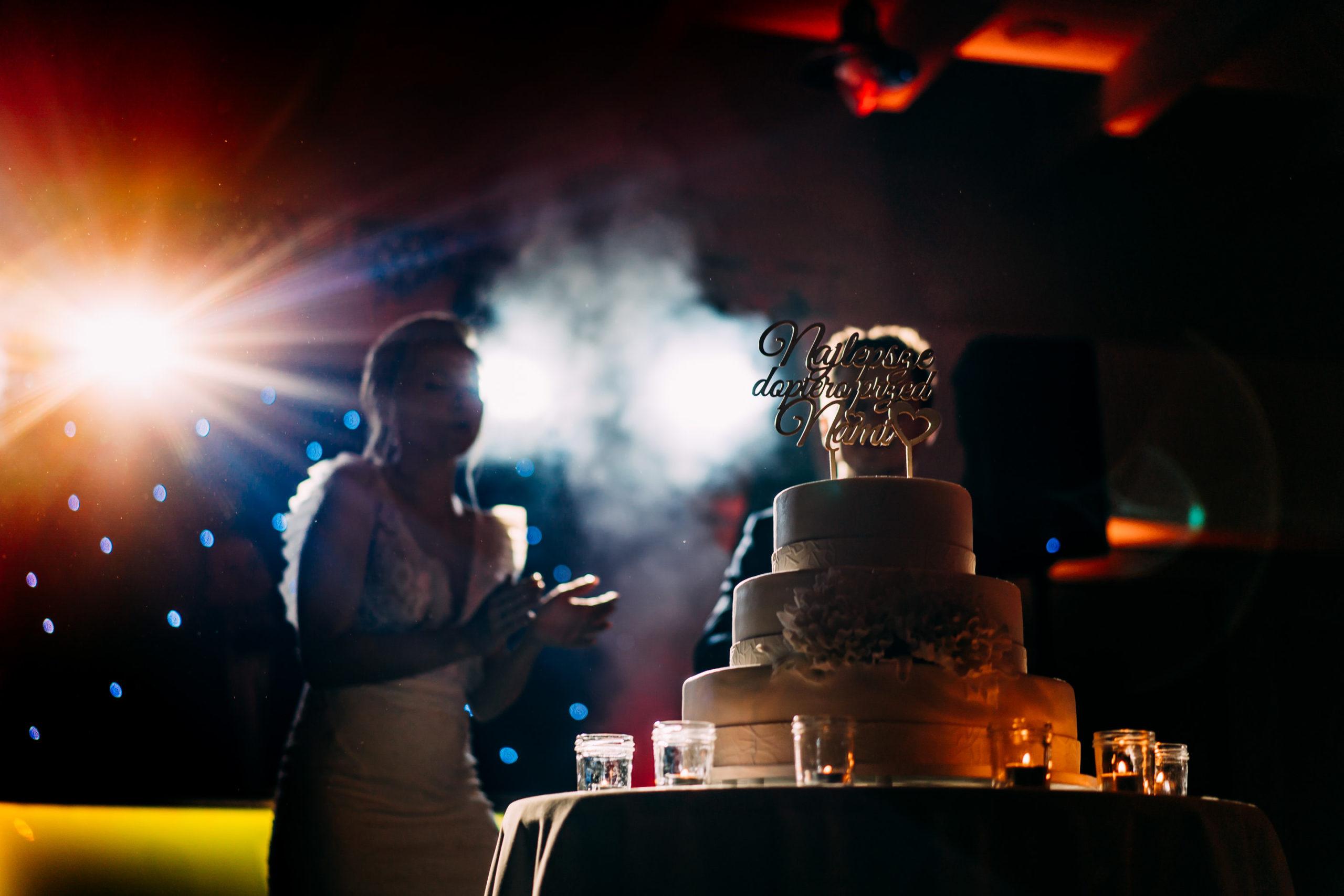 Tort ślubny Najlepsze Dopiero Przed Nami