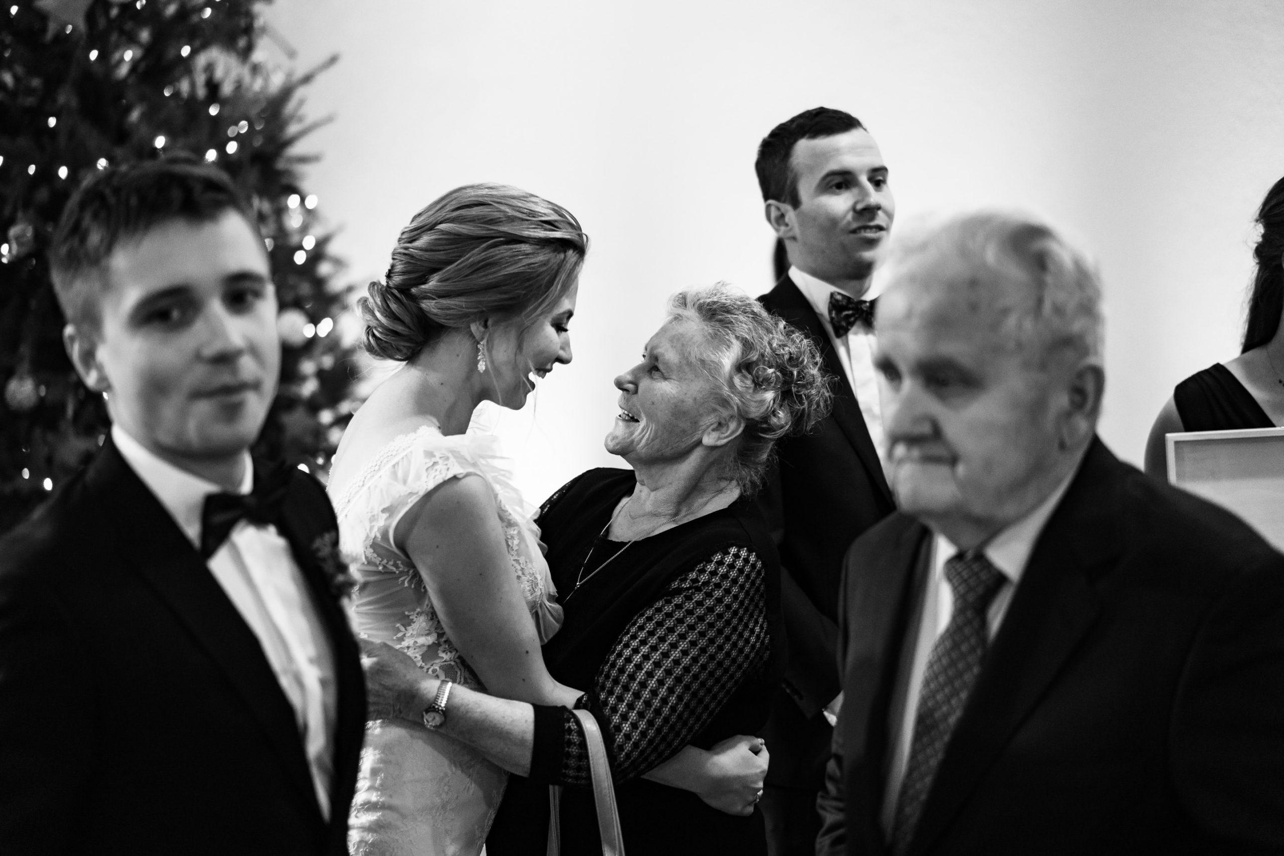 Życzenia ślubne w Bagatelce