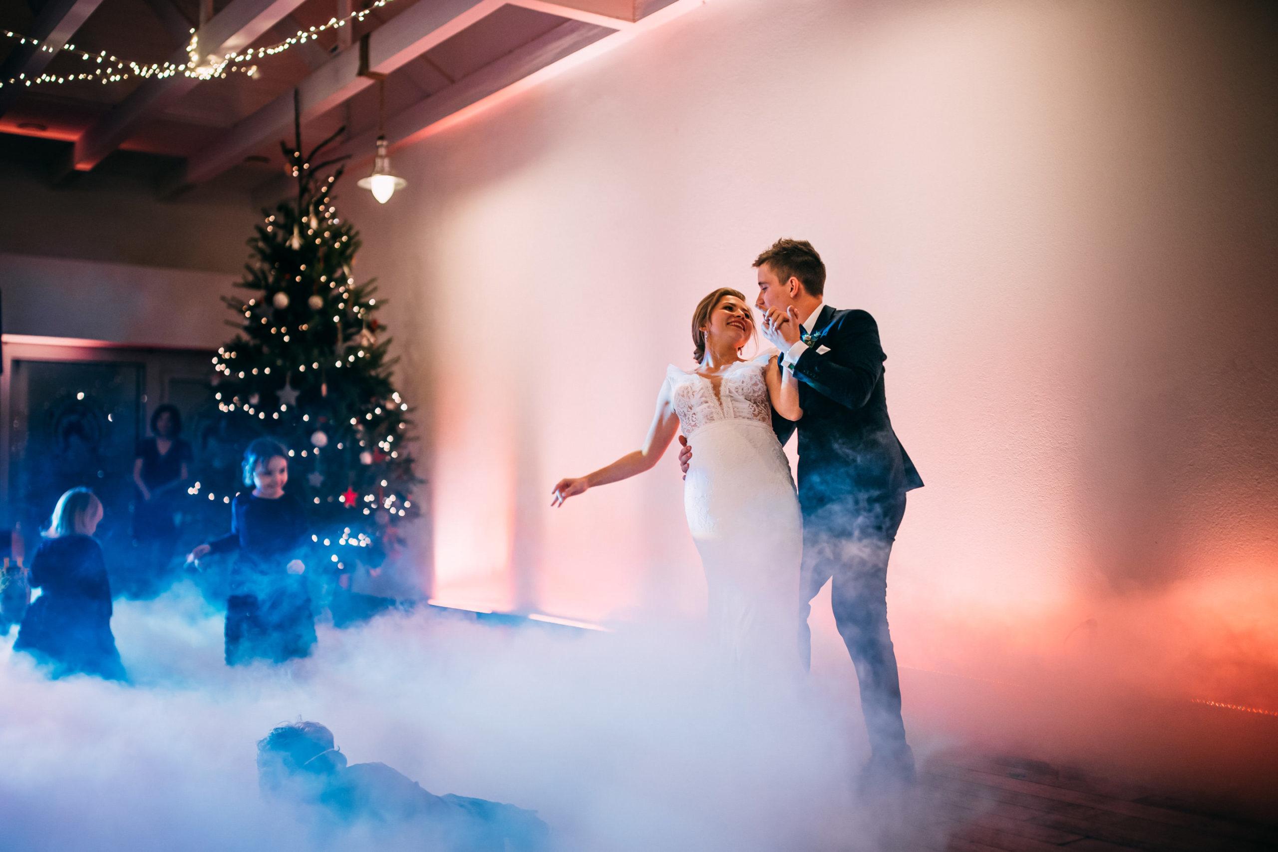 Bagatelka pierwszy taniec pary