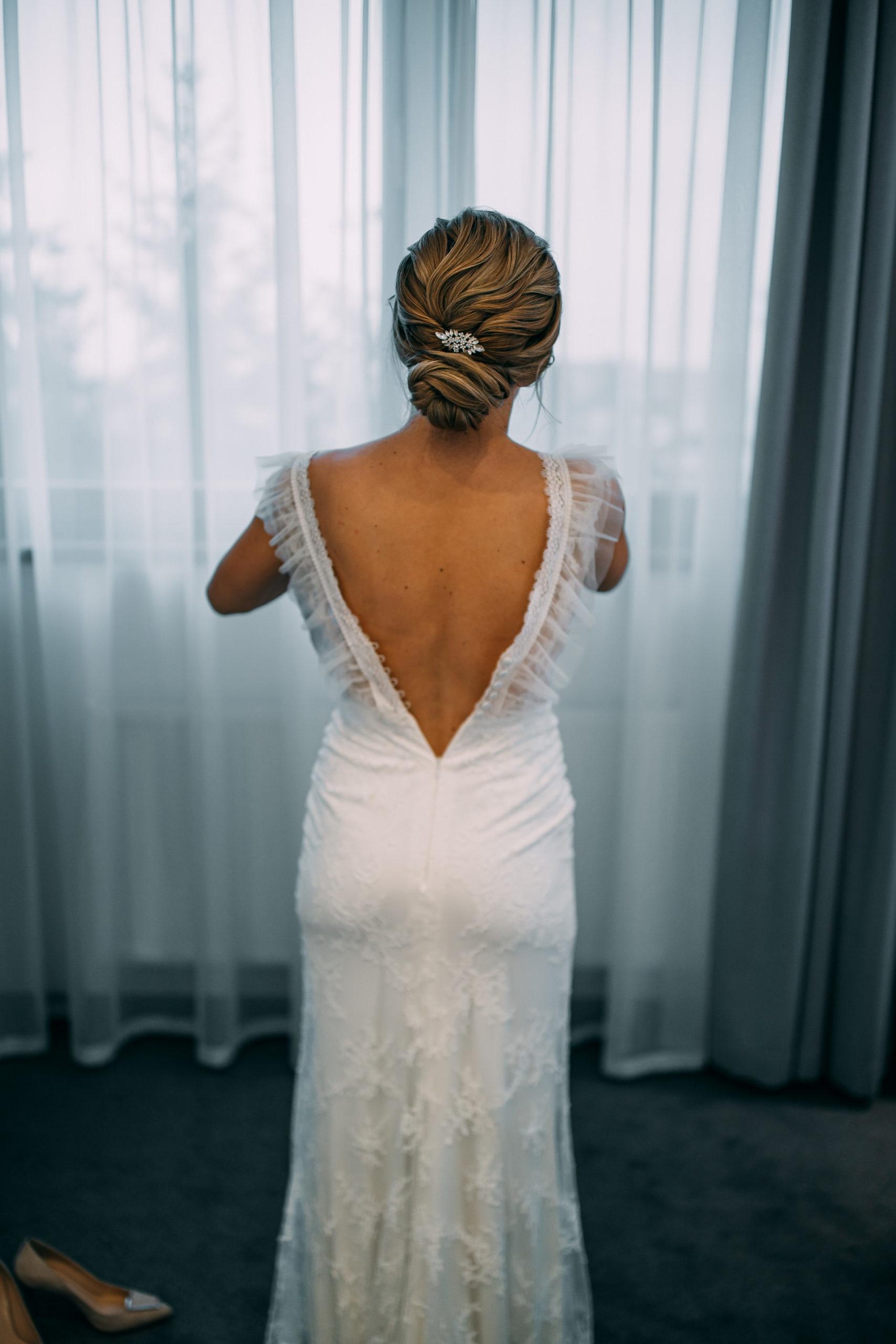 Przygotowania do ślubu fotografia Love Needs