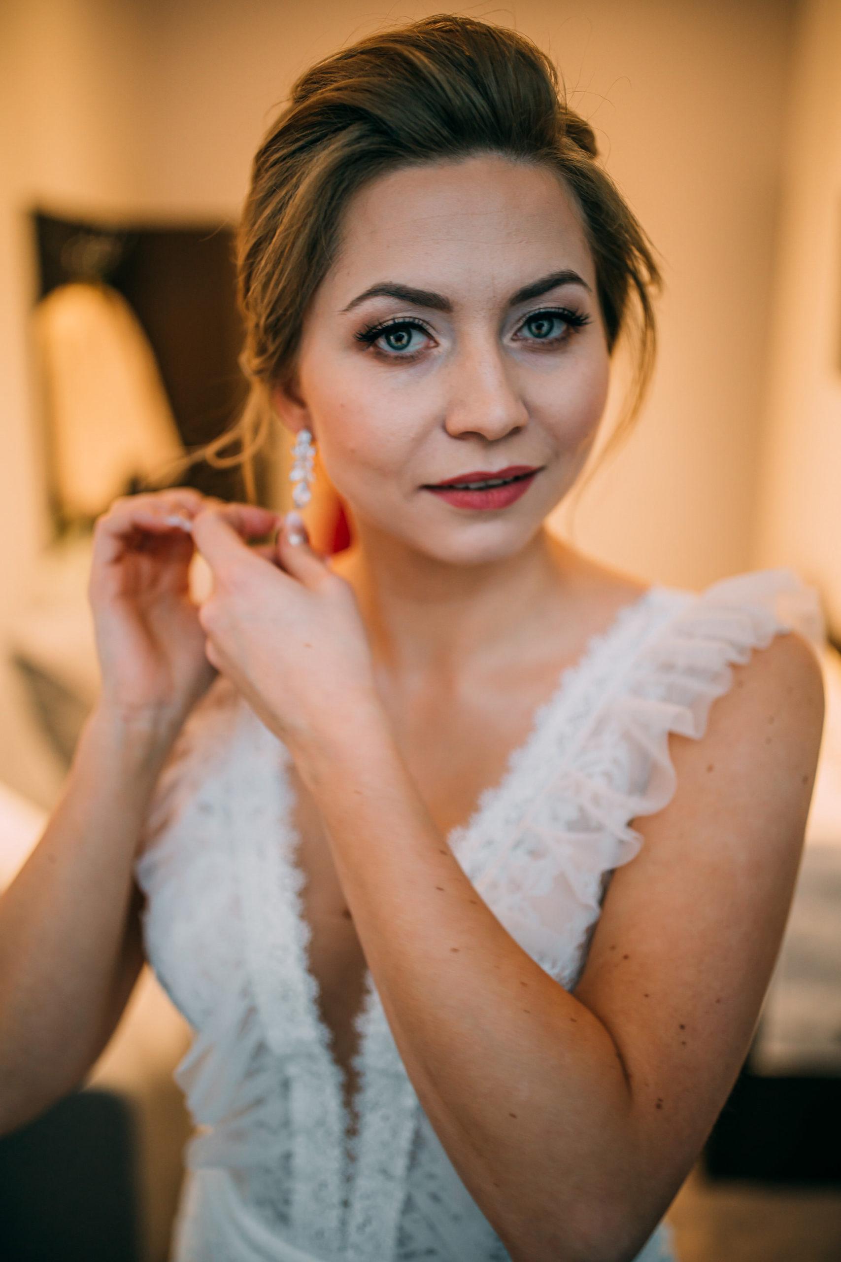 Fotografia ślubna Love Needs, przygotowania do ślubu
