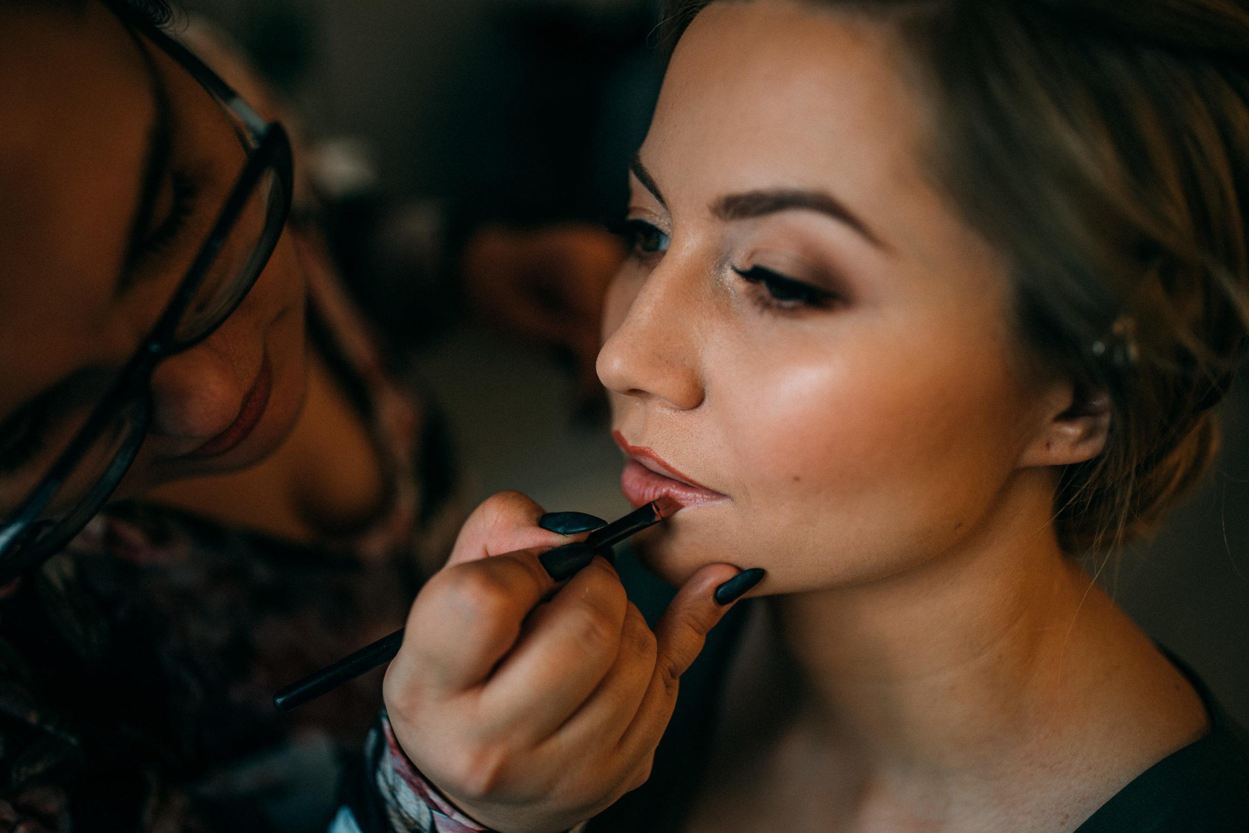 Makeup Artist Delfina Kardaś Kotlicka